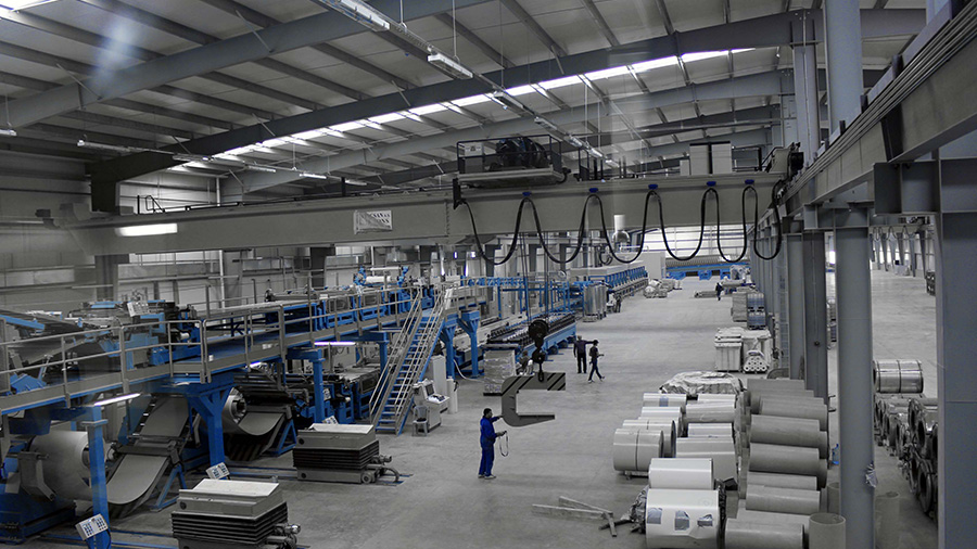 ASSAN PANEL FACTORY