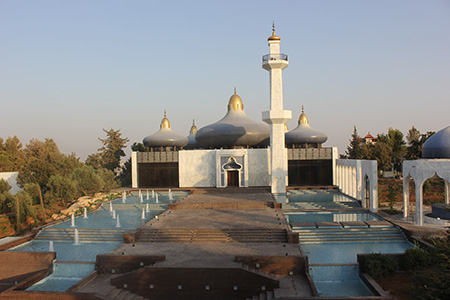QUEEN ALIA MAUSOLEUM AND MOSQUE